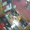 CCTV image of armed robbery