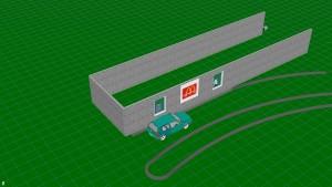IP Video Design Tool McDonalds Drive thru