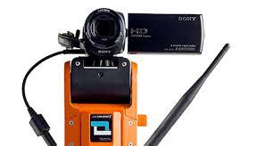 Soloshot2 tracking camera